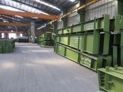 Поставка Металлоконструкций для складских помещений (Иран Мешхед)